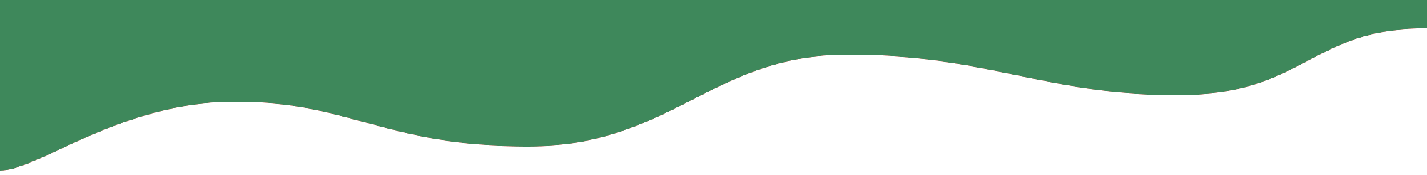 Green wave border